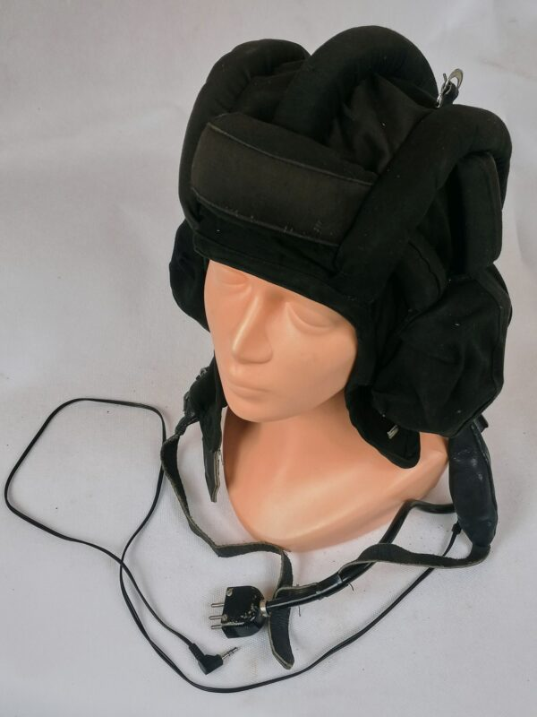 Customizable Russian Tank helmet for gamers