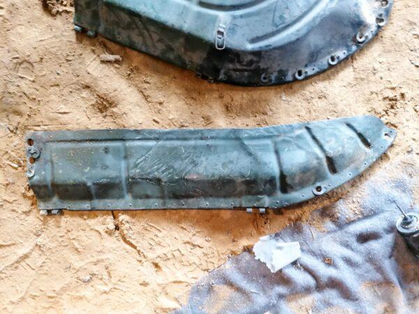 Fender for BMP-1