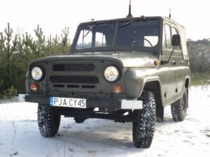 Uaz 469B for sale in Poland