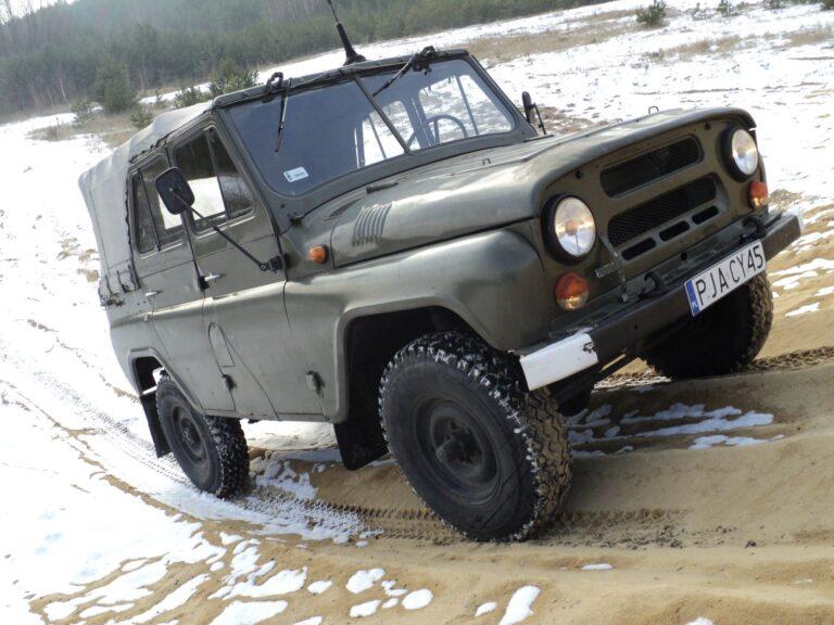 UAZ 469B for sale