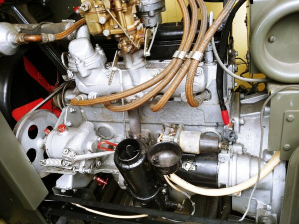 Moskvitch 408 412 and 2140 engine