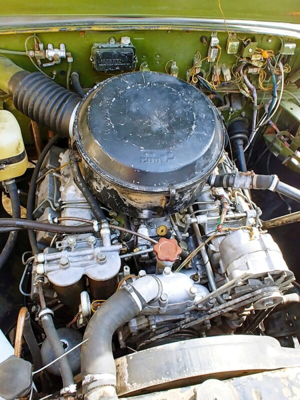Kamaz 740 engine of Ural 4320
